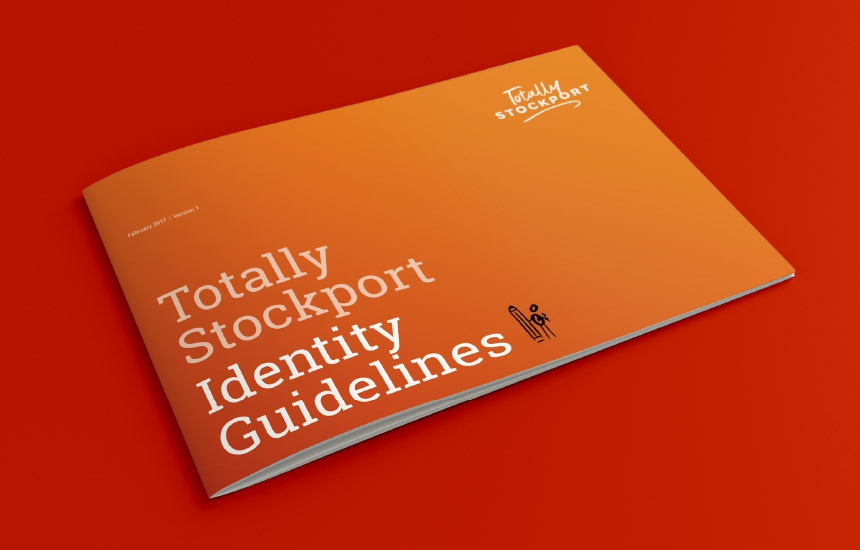 stockport brand guidelines