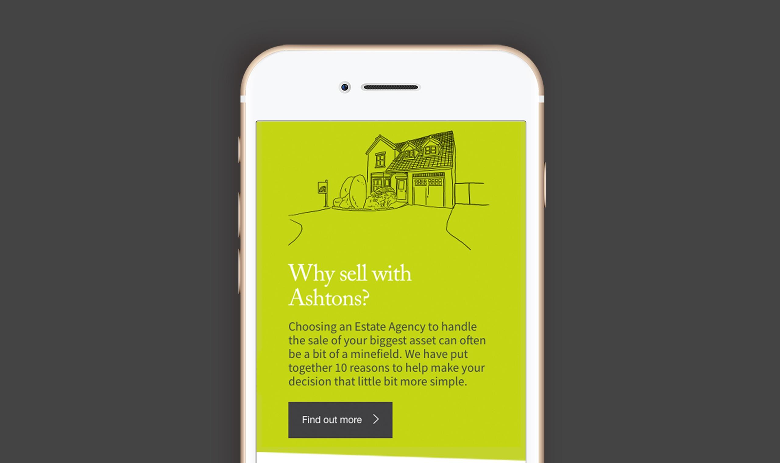mobile website responsive