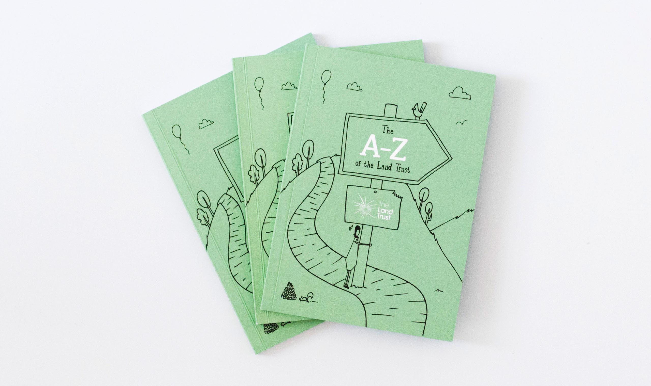 corporate brochure book