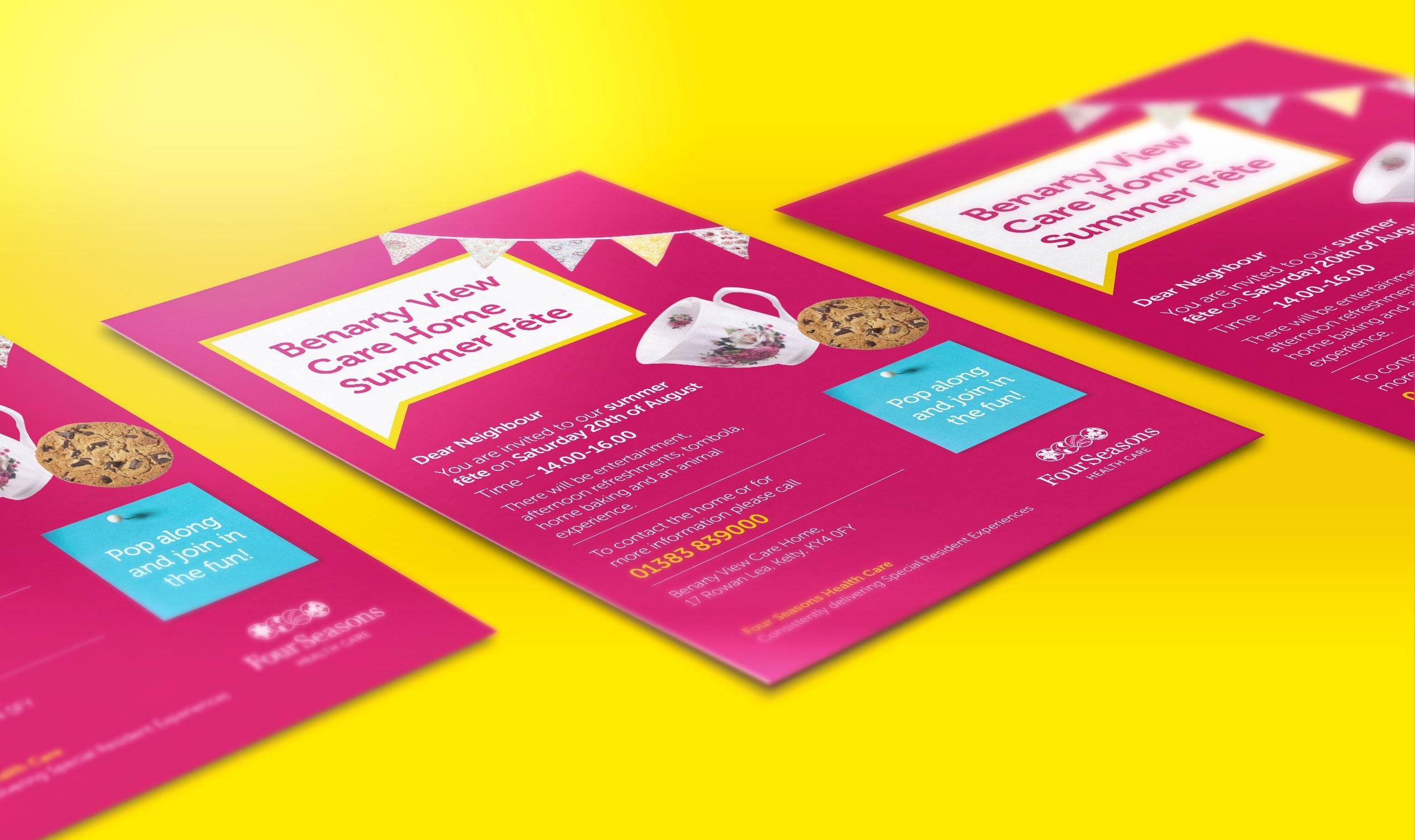 healthcare leaflet