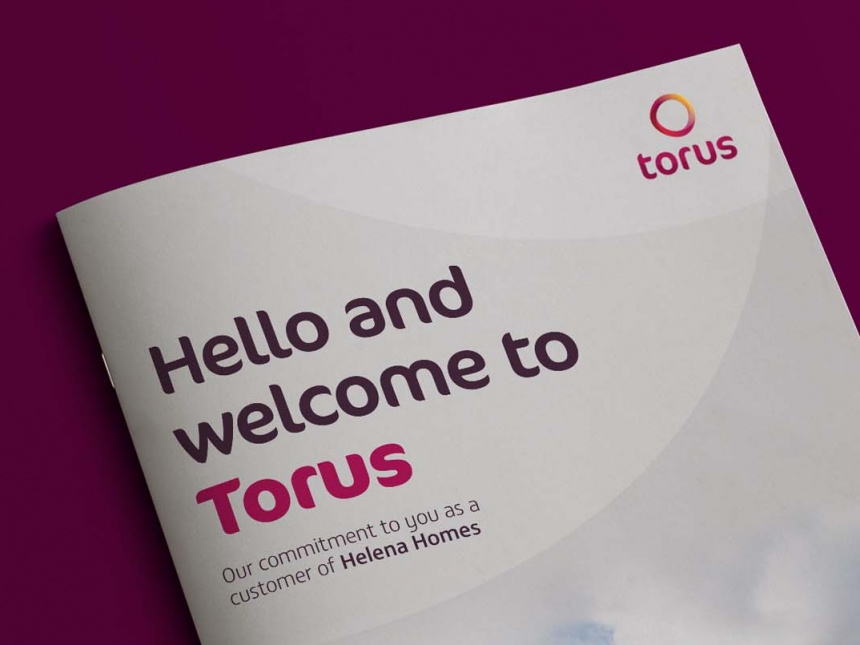 Torus Branding and website