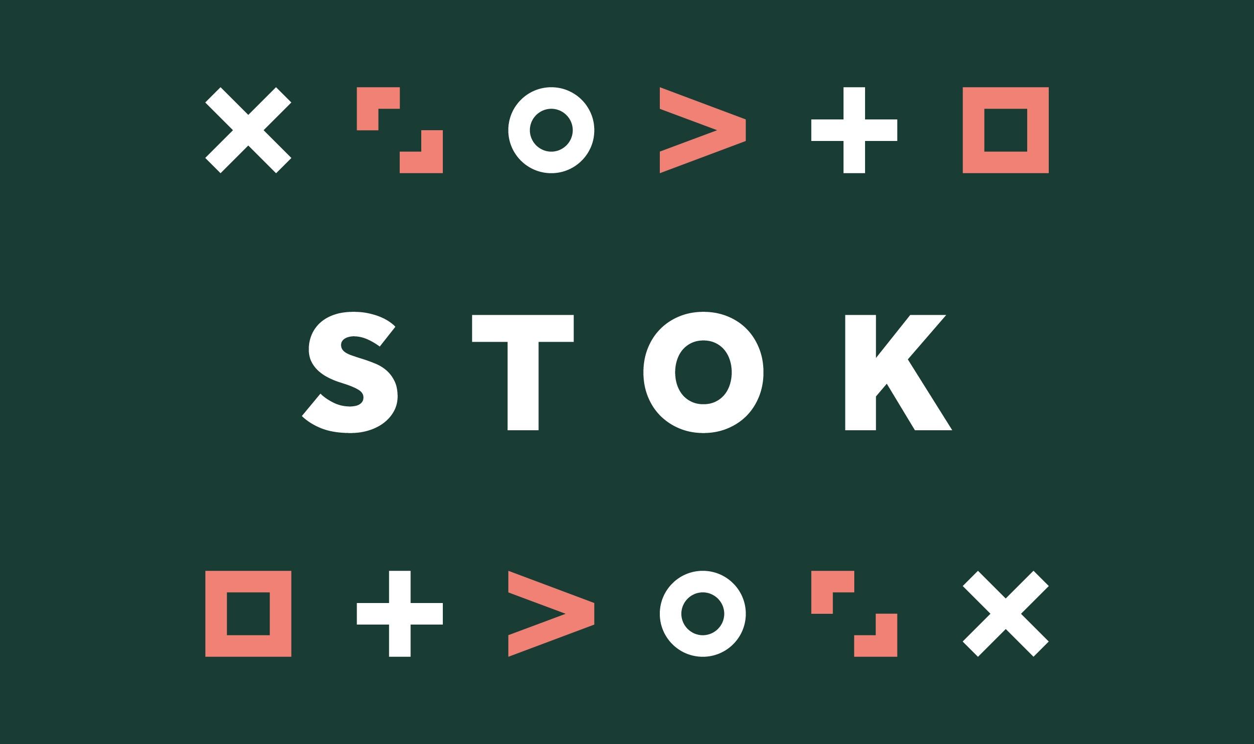 STOK Stockport Manchester Branding