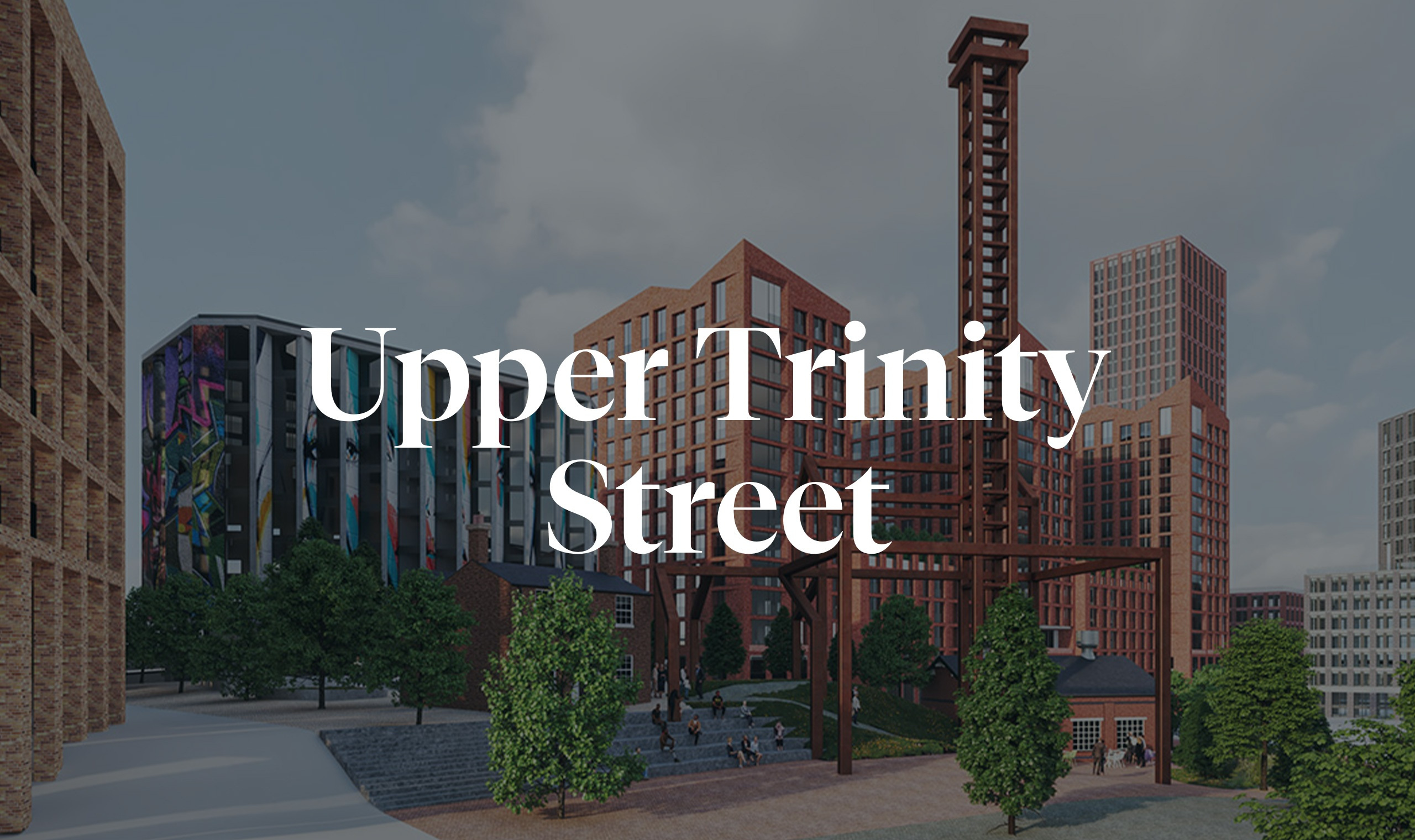 Upper Trinity Street
