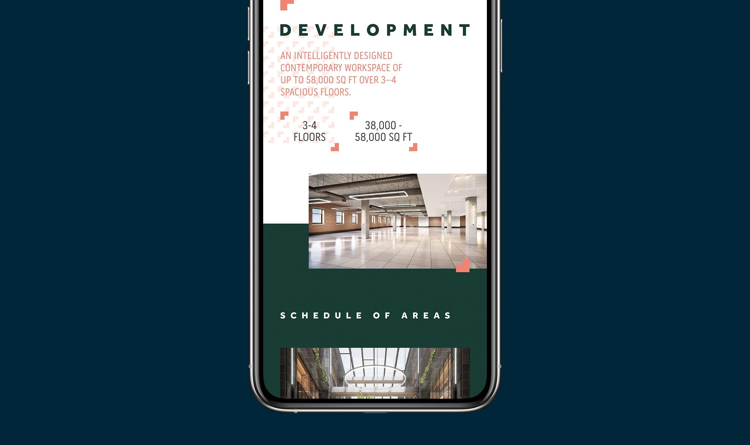 STOK Stockport Manchester Mobile Website Design
